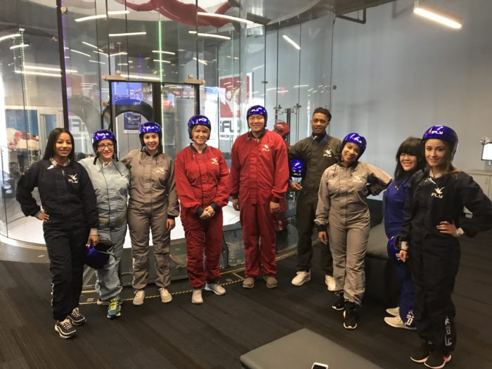 Clark Concepts at iFly